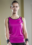 Ladies Performance Tipped Vest
